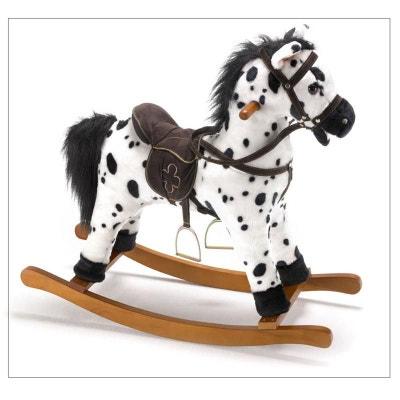 Bayer Chic 2000 405 06 Carlotta, le cheval à bascule sonore. BAYER CHIC 2000
