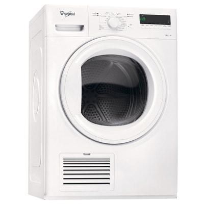 Sèche-linge à condensation DGELX80111 Sèche-linge à condensation DGELX80111 WHIRLPOOL