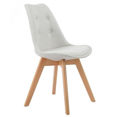 chaise scandinave tariq gris clair decoratie - Chaise Danoise