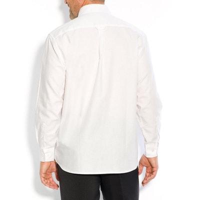 Long-Sleeved Straight Shirt CASTALUNA FOR MEN