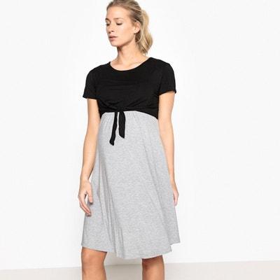 Umstandskleid aus Jersey Umstandskleid aus Jersey LA REDOUTE MATERNITE