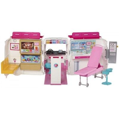 Barbie Véhicule Médical Barbie Véhicule Médical MATTEL