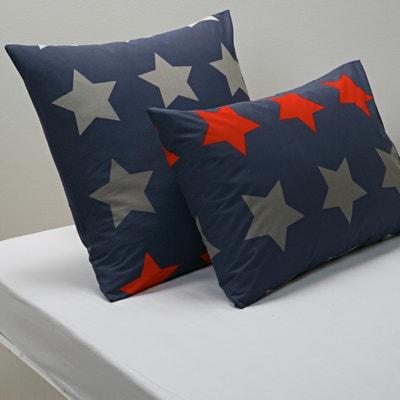 Federa per guanciale cotone STARS Federa per guanciale cotone STARS La Redoute Interieurs