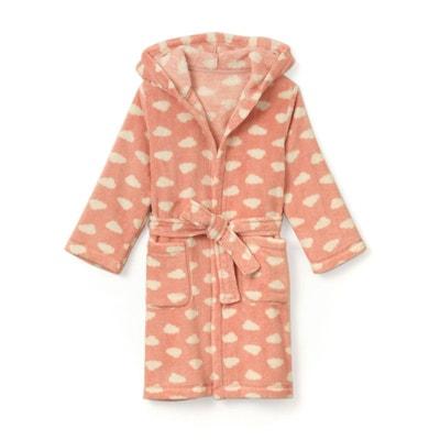 Robe de chambre aspect peluche 3-12 ans La Redoute Collections