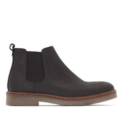 Boots cuir Oxfordchic Boots cuir Oxfordchic KICKERS 0c8638fa9920