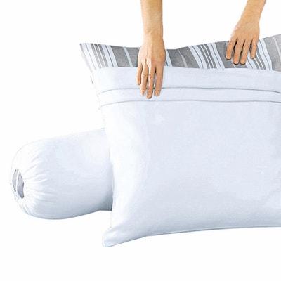 Cotton Flannelette Bolster Protector Cotton Flannelette Bolster Protector REVERIE