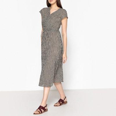 Rodolfa Checked Dress DIEGA