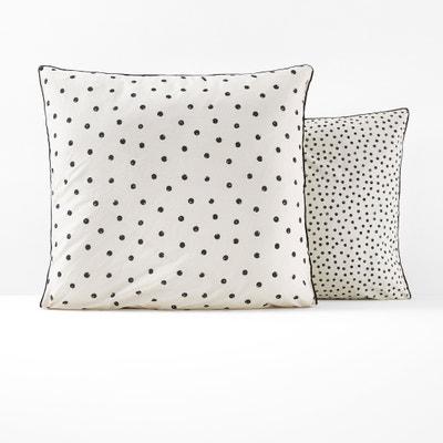 Funda de almohada de algodón lavado LISON Funda de almohada de algodón lavado LISON La Redoute Interieurs