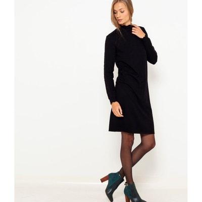 d7e9507581980 Robe noire dentelle en solde   La Redoute