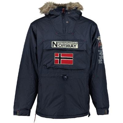 Parka met kap GEOGRAPHICAL NORWAY