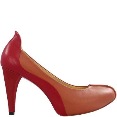 Chaussure femme en cuir ANIS Chaussure femme en cuir ANIS PRING PARIS c12a291ab602