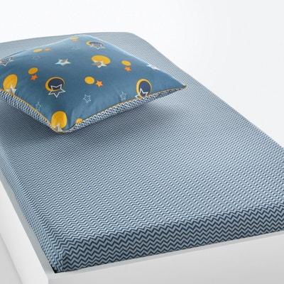 STELLAR Kids Pure Cotton Fitted Sheet La Redoute Interieurs