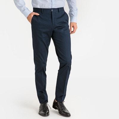 45b0e96ef4f Pantalon de costume slim LA REDOUTE COLLECTIONS
