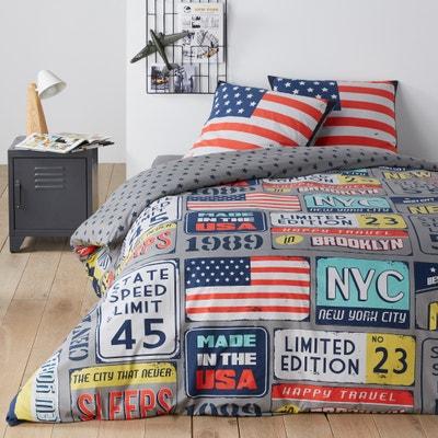 capas de edredon la redoute. Black Bedroom Furniture Sets. Home Design Ideas