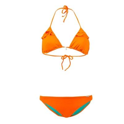 Maillot de bain 2 pièces Triangle Iscolor Pancya Orange BANANA MOON 1ec7573c4cd