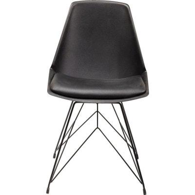 chaise wire noire kare design kare design - Chaise Noire Design