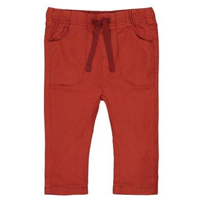 Pantalon loose 1 mois- 3 ans La Redoute Collections