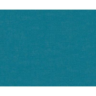Papier Peint Bleu En Solde La Redoute