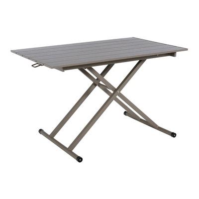 table basse vnezia hauteur rglable hesperide - Table Basse Hauteur Reglable