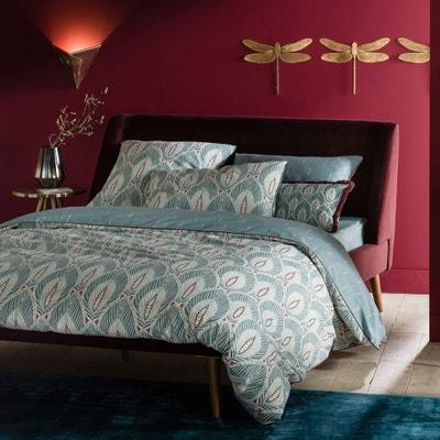 Bettbezug MARYLEBONE aus Baumwollperkal Bettbezug MARYLEBONE aus Baumwollperkal La Redoute Interieurs