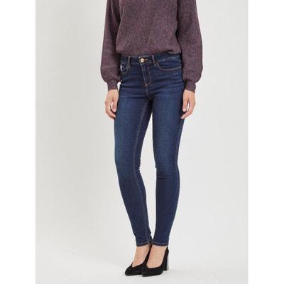 Jeans slim vita standard Jeans slim vita standard VILA