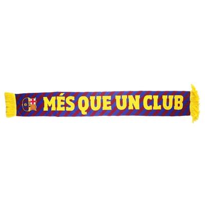 113c803b049c Echarpe FC Barcelone Bleu Rouge Echarpe FC Barcelone Bleu Rouge MADE IN  SPORT