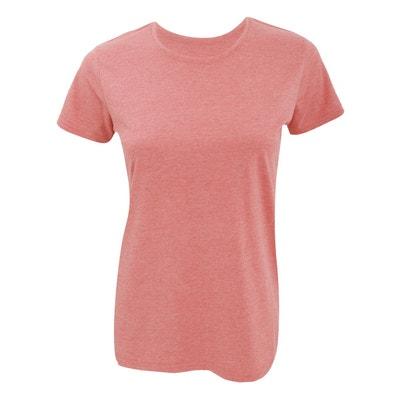 T-shirt long à manches courtes RUSSELL 595839e33211