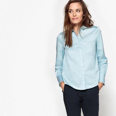Cotton Button-Down Shirt La Redoute Collections