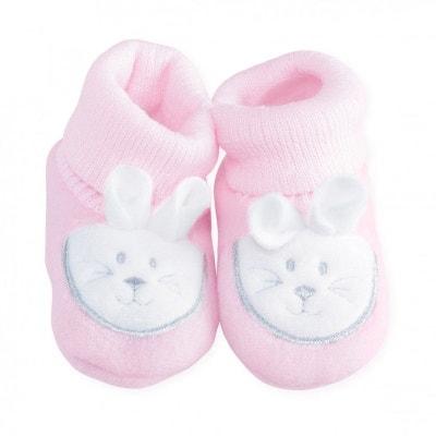 1 paire de chaussons Lapinou 1 paire de chaussons Lapinou LES KINOUSSES 34961fbdc422