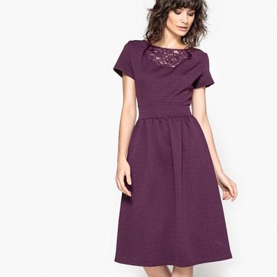 Lace Detail Midi Dress Lace Detail Midi Dress MADEMOISELLE R