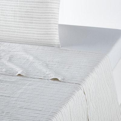 Laken in gewassen linnen UZES Laken in gewassen linnen UZES La Redoute Interieurs