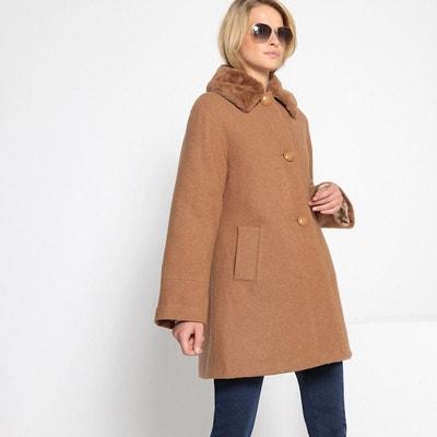 Manteau, laine mélangée, doublure matelassée Manteau, laine mélangée,  doublure matelassée ANNE WEYBURN ab18ad5c8efc