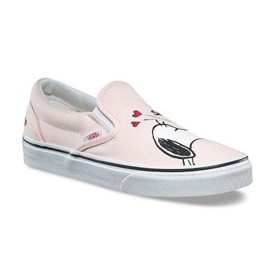 Slip-on-Sneakers Snoopy UA VANS