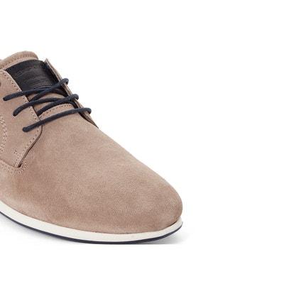 Ledersneakers Wadden REDSKINS