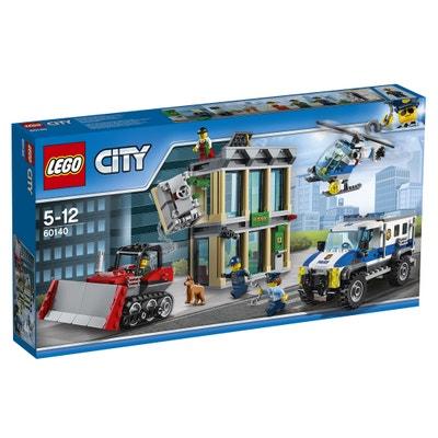 Le cambriolage de la banque 60140 Le cambriolage de la banque 60140 LEGO CITY
