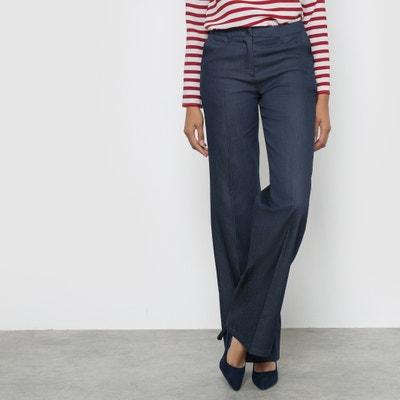 Pantaloni in denim larghi La Redoute Collections