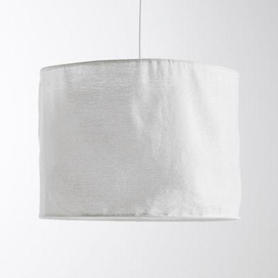 Pantalla de lámpara de techo de lino arrugado, THADE Pantalla de lámpara de techo de lino arrugado, THADE La Redoute Interieurs