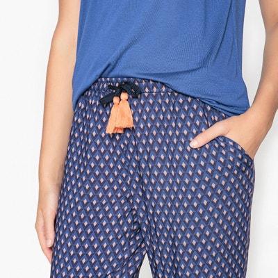 Pyjama met etnisch motief La Redoute Collections