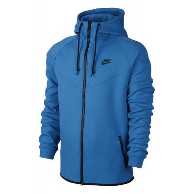 Sweat Nike Tech Fleece Windrunner - 545277-463 Sweat Nike Tech Fleece  Windrunner - 545277. Soldes 893a56e94e73
