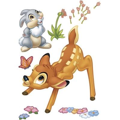 Stickers géant Bambi & Panpan Disney DISNEY