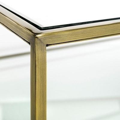 Mesa baja rectangular te vidrio templado, Sybil Mesa baja rectangular te vidrio templado, Sybil AM.PM.