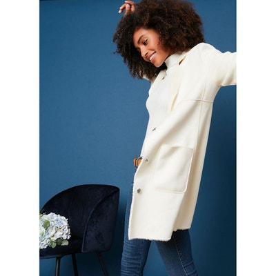 Manteau Hiver La Redoute En Solde Blanc Femme rHcvBqRrT