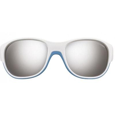 3aec4251be513b Lunettes de soleil pour enfant JULBO Blanc LUKY Blanc   Bleu - Spectron 3 +  JULBO
