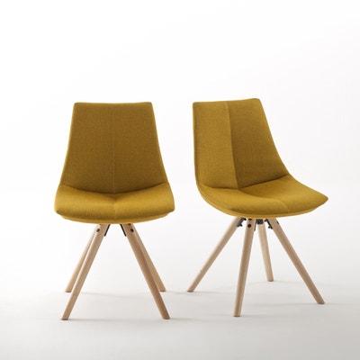2 стула мягких ASTING La Redoute Interieurs