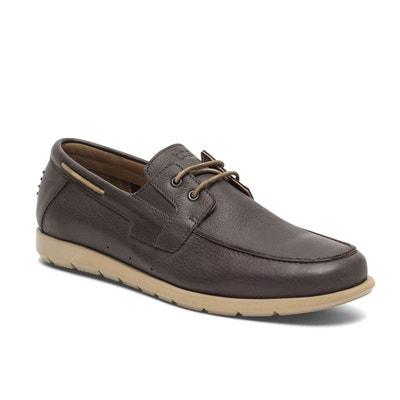 Chaussures bateau cuir FABIANO Chaussures bateau cuir FABIANO TBS b49f778db6e5