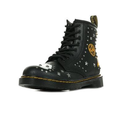 Boots 1460 Patch Rockerbilly Junior Boots 1460 Patch Rockerbilly Junior DR MARTENS