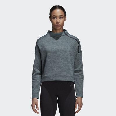 Redoute Adidas Gris SoldeLa Pull En Femme yf76gYb