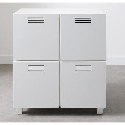 Hiba 4-Door Cabinet Hiba 4-Door Cabinet La Redoute Interieurs