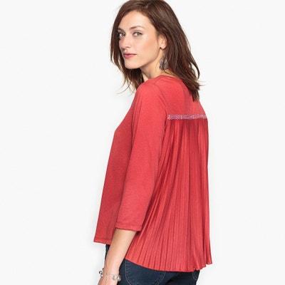 Fantasie T-shirt fantaisie, plissé achteraan ANNE WEYBURN
