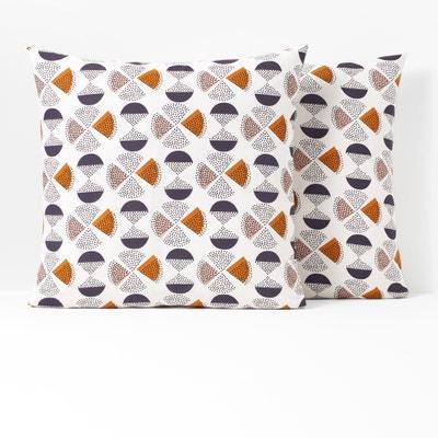 Funda nórdica de almohada 100% algodón MELINE Funda nórdica de almohada 100% algodón MELINE La Redoute Interieurs